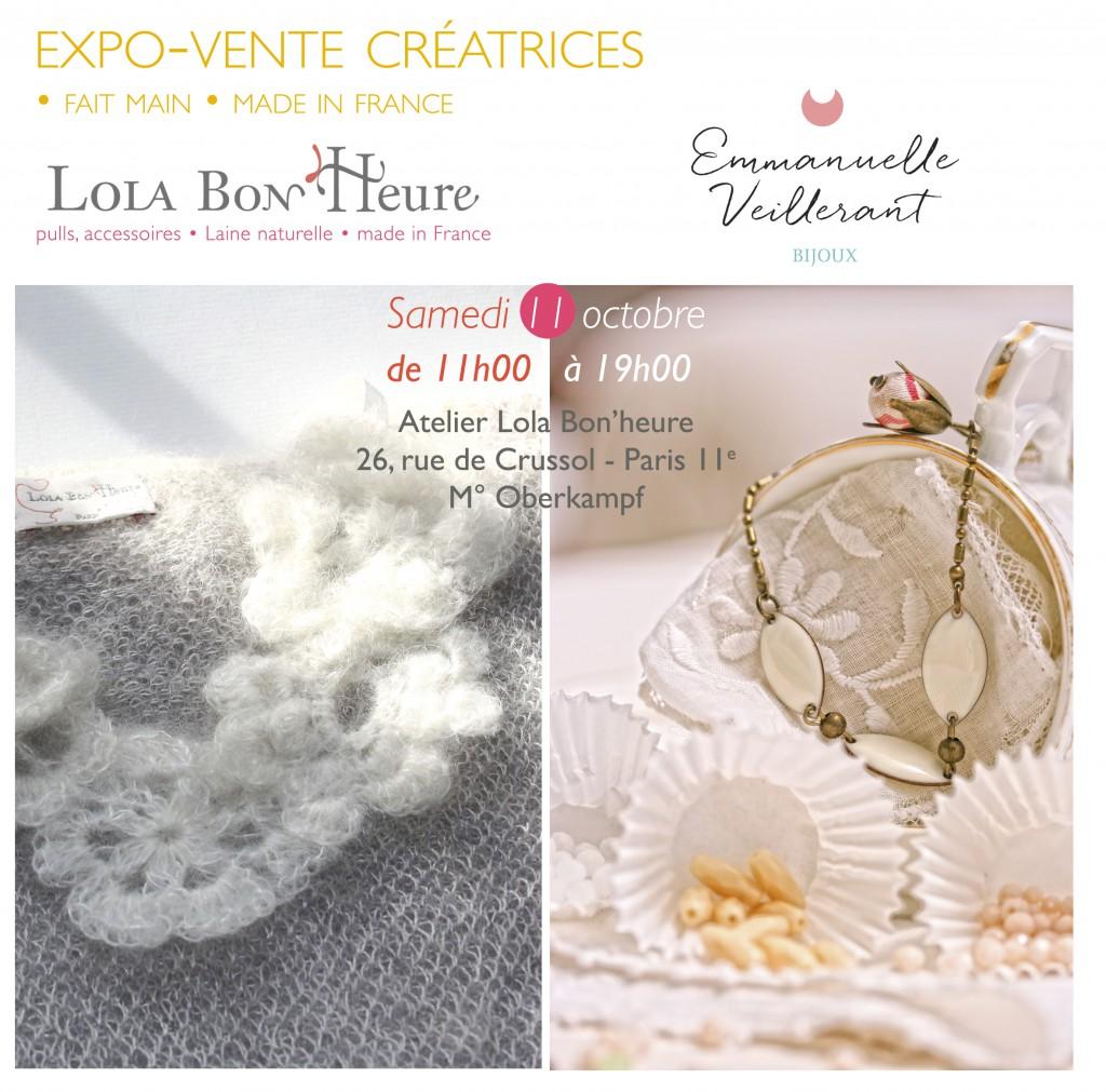Actualité - Lola bonheure